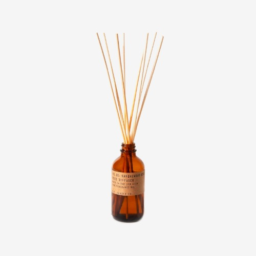 reed diffuser - sandalwood rose