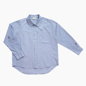INAP shirt love blue
