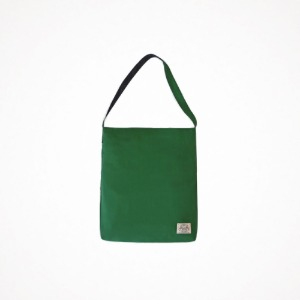 reversible two-way bag - forest green