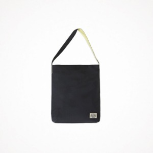 reversible two-way bag - charcoal
